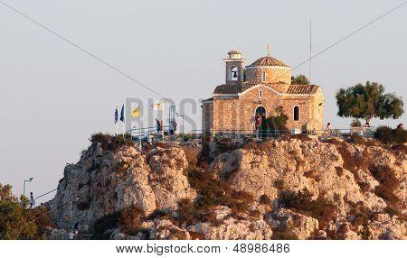 Ayios Nikolaos Church, Protaras
