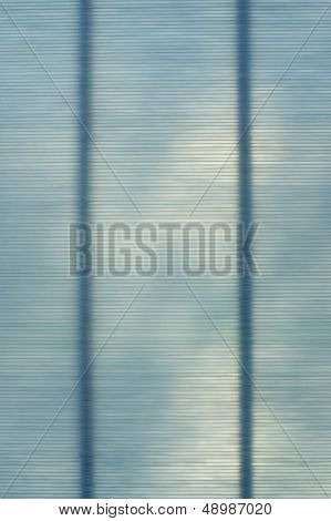 Softy frosted opaque glass