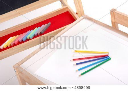 Objects In Kindergarten