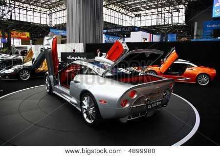2009 Ny International Auto Show