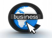 picture of ebusiness  - Symbol e - JPG