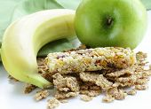 pic of roughage  - granola bar - JPG