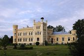picture of neo-classic  - Garsene manor was built in  - JPG