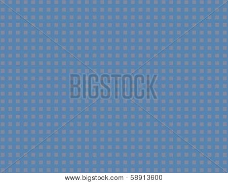 Abstract Squares Blue Background