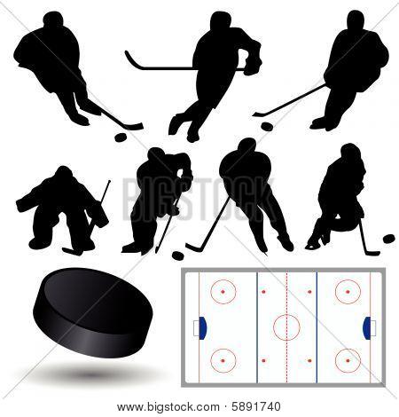 Eishockey-Auflistung