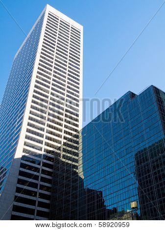 White Skyscraper