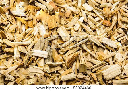 Sawn Wood Cut Piled Perfectly As Backround