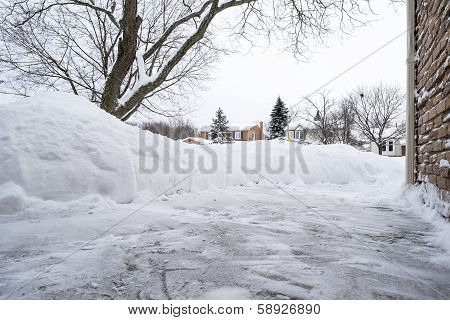 Snow Accumulation