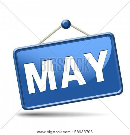 May to next month of the year spring