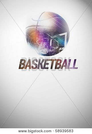 Baketball Background