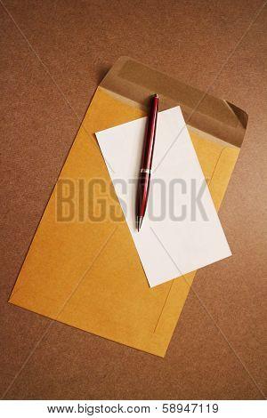pens letter