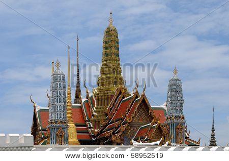 Thailand, Bangkok - Grand Palace