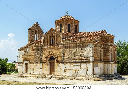 Church Of The Koimesis, Greece