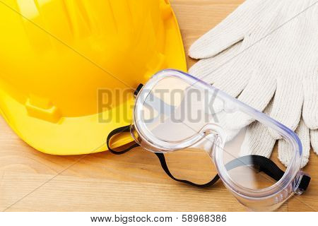 Standard safety equipment fot construction industry