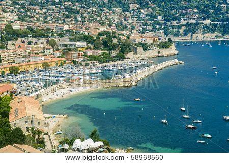 Villefranche-sur-mer (cote D'azur)