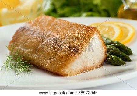 Pan Seared Fish