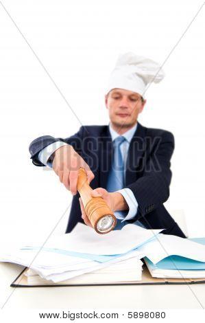 Spicing Up Paperwork