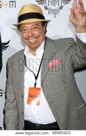 LOS ANGELES - JAN 23:  Sergio Mendes at the Annual Trans4m Benefit Concert at Avalon on January 23, 2014 in Los Angeles, CA