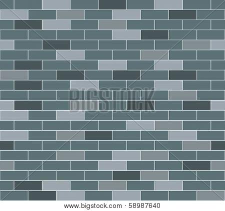 Simple Slate Brick Background