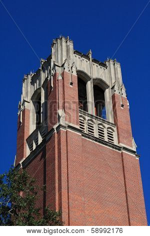 Historic Carillon in North Florida