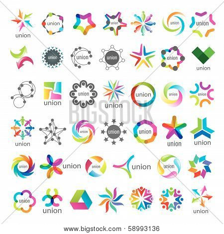 Biggest Collection Of Vector Icons Union