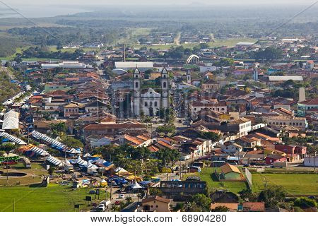 View of Iguape - Vale do Ribeira - Sao Paulo - Brasil.