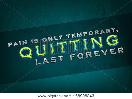 Quitting Last Forever