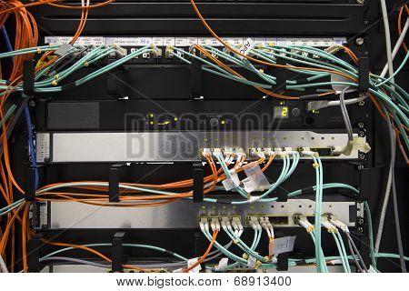 Fiber Optic Network
