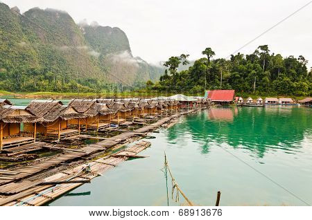 Bamboo Floating Resort