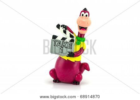 Dino character from The Flintstone