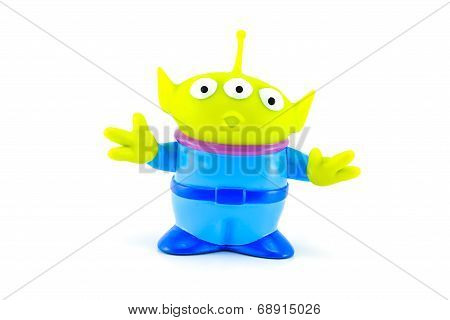 Alien Figure Toy