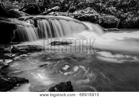 Yellow Creek Falls Great Smoky Mountains