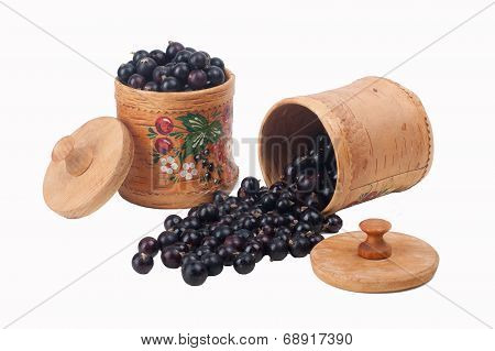 Currants In A Box