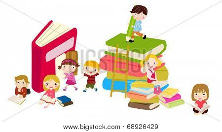 Children and books