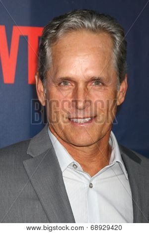LOS ANGELES - JUL 17:  Gregory Harrison at the CBS TCA July 2014 Party at the Pacific Design Center on July 17, 2014 in West Hollywood, CA