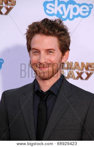 LOS ANGELES - JUL 21:  Seth Green at the