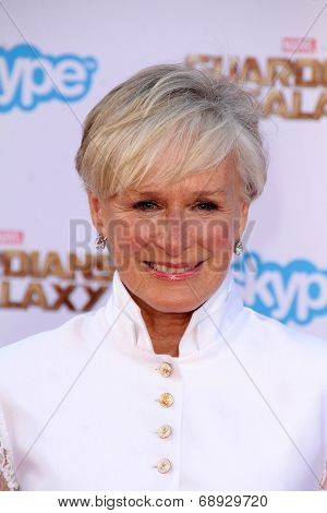 LOS ANGELES - JUL 21:  Glenn Close at the