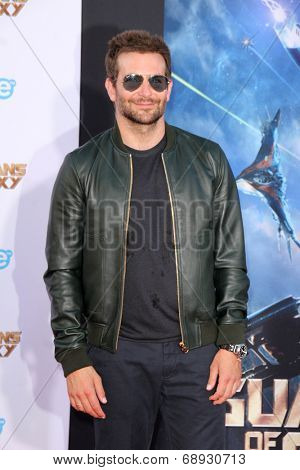 LOS ANGELES - JUL 21:  Bradley Cooper at the