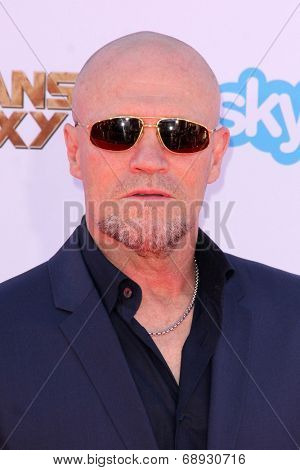 LOS ANGELES - JUL 21:  Michael Rooker at the
