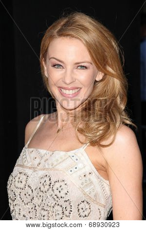 LOS ANGELES - JUL 23:  Kylie Minogue at the