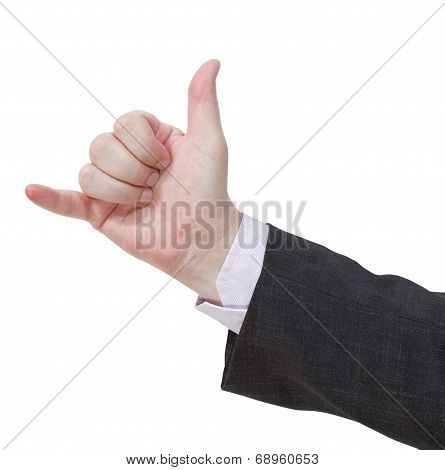 Hang Loose - Hand Gesture