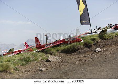 Radio control planes