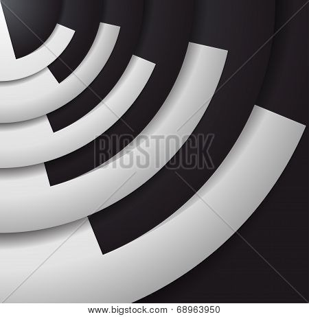 Abstract Layered Background