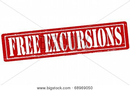 Free Excursions