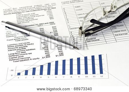 Business Financial Analyze