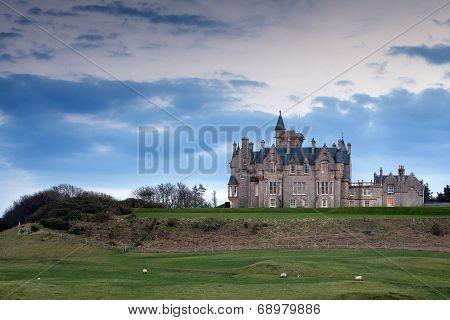 Glengorm Castle, Isle Of Mull