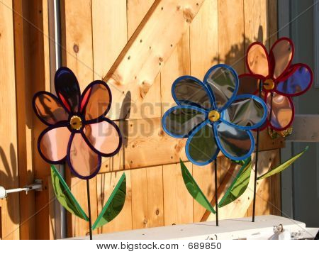 Whirlygig Flowers