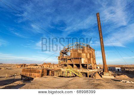 Santa Laura Saltpeter Refinery