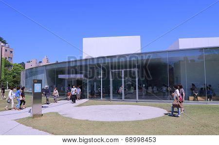 21st Century Museum Kanazawa Japan