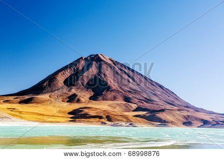 Licancabur Volcano View